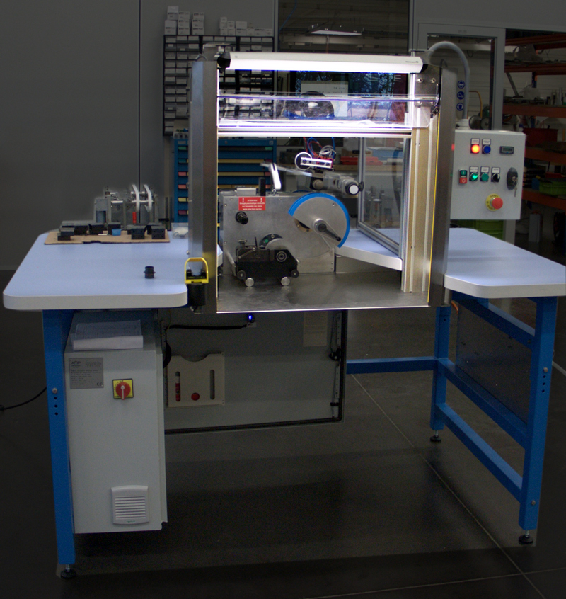 IDI-Pharma-Connectique-marquage-bande-couleur-SEMI-AUTO-1